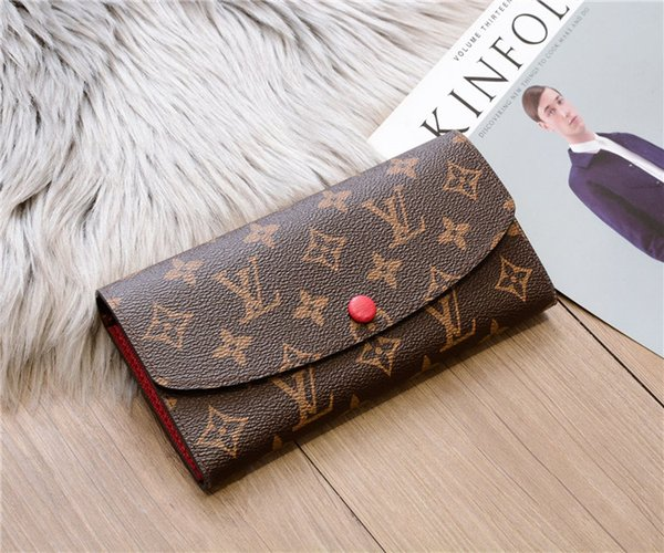 wallets purse men wallet new leather wallet,fashion men purse short coin pocket men purse with box 03 (509153707) photo