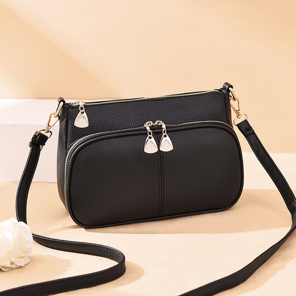 women's bag 2020 summer new korean-style small square bag fashion mother purse to buy a (542205781) photo