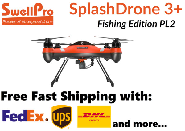 2019 new  wellpro  pla hdrone 3  advanced fi hing drone with pl2 waterproof rtf