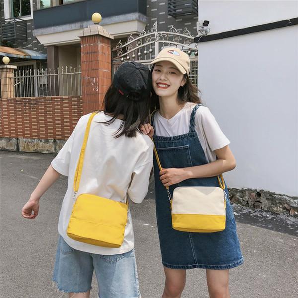 crossbody bags for women canvas handbags vintage mini purse woman cell phone pocket bag ladies shoulder coins purse children (475028242) photo