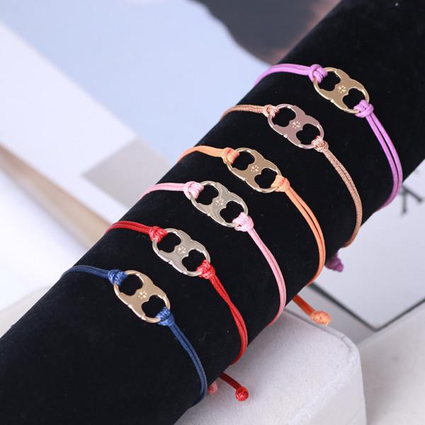 Женщины Браслеты браслеты любовь браслет Роскошный Дизайнер Ювелирные Изделия Б фото
