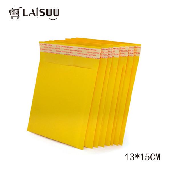 5.1*5.9 дюймов / 13*15 см Мягкие конверты Крафт-пузырь почтовые конверты пузырь конверт фото