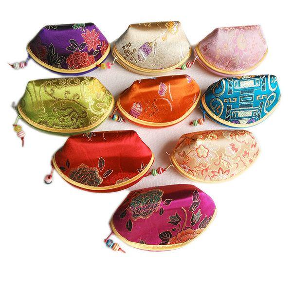 brocade game gold purse retro purse (530430555) photo