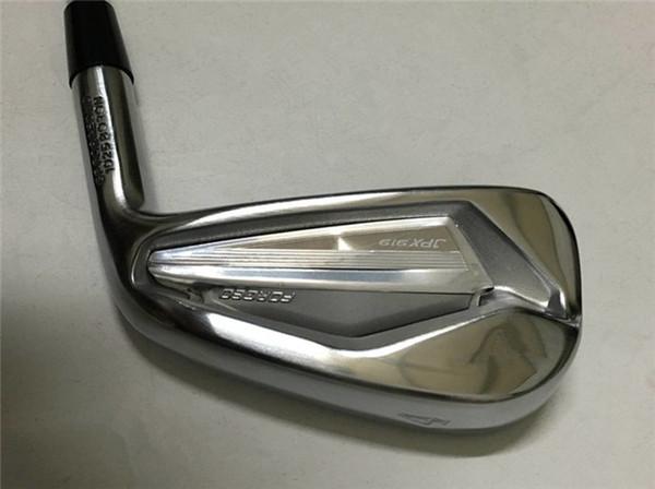 Совершенно новые утюги JPX919 JPX919 Кованые утюги для гольфа JPX919 Гольф-клубы 4-9PGw R / S ги