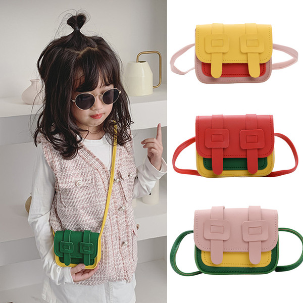 kids mini coin bag kawaii little girl small coin wallet bag pouch box cute baby money change purse toddler crossbody (538938873) photo