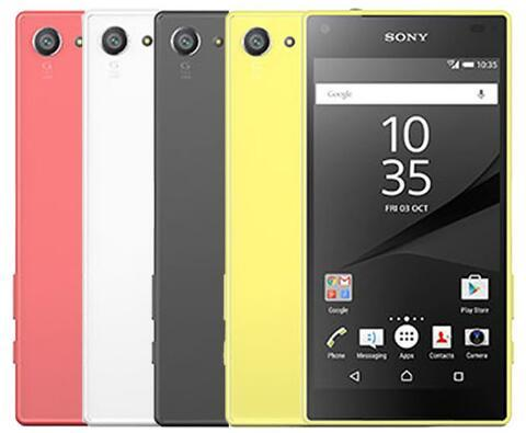 Original  ony xperia z5 compact e5823 android 2gb ram 32gb rom octa core 23mp 1080p  ingle  im g m unlocked refurbi hed phone