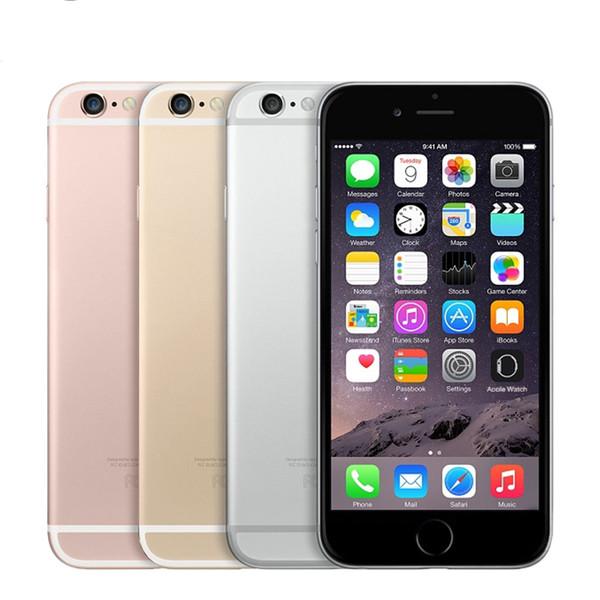 Original apple iphone 6  ram 2gb 16gb rom 64gb 128gb 4 7 quot  io  dual core 12 0mp camera fingerprint 4g lte unlocked mobile phone6