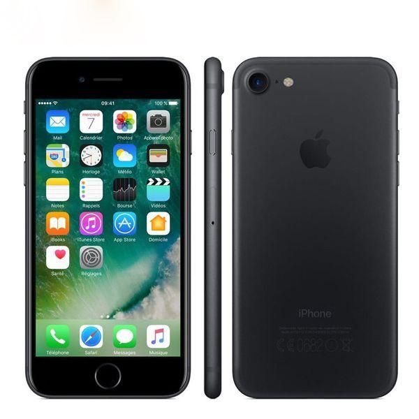 original apple iphone 7 7 plus with fingerprint unlocked refurbished phone 32gb 128gb ios10 quad core 12.0mp