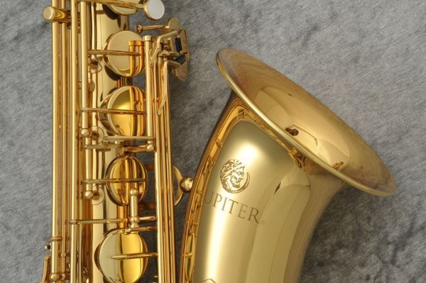 Jupiter jt 500 new brand bra mu ical in trument bb tenor tudent axophone gold plated b flat ax with ca e mouthpiece