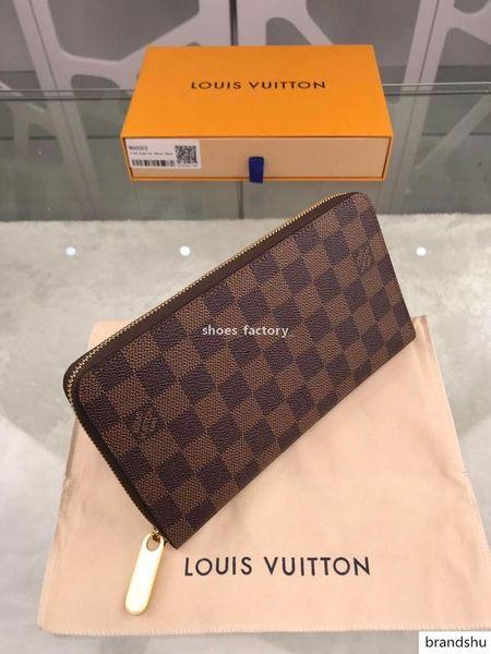 luxury designer s328 leather designer wallet leather the stylish way to carry around money cards long purse money b (548580522) photo