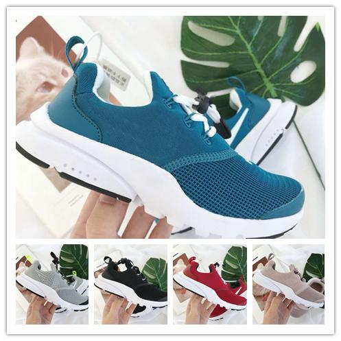 (box) Hot Sale Brand yeah Prestos Children Light Casual Sport Shoes Boys And Girls Sneakers Children's Running Shoes For Kids size 22-35