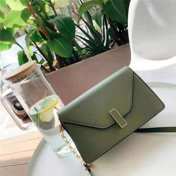 designer-luxury handbag purses vx green color new style shoulder crossbody bags fashion purses ladies bag (502723660) photo