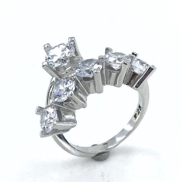 tween_model_dual_dibs_engagement_wedding_ring_silver_ring
