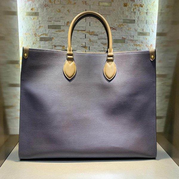 candy bag replica onthego women shopping bags genuine leather shoulder handbag anvas tote bag fashion lady purse with original box b019 (523993381) photo