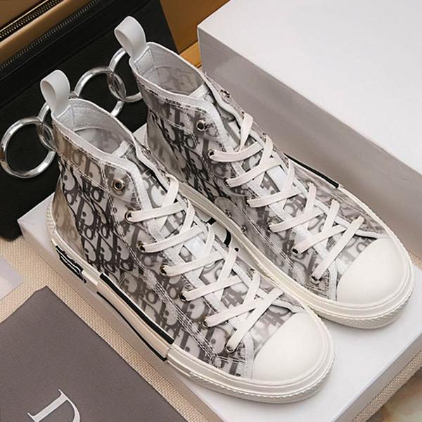 Модная обувь Женские кроссовки на платформе B23 Высокие кеды в косой дышащей обуви
