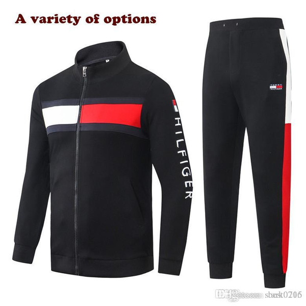 Men's sportswear pullover suit luxury sportswear men's hoodie jacket jacket men's m sportswear sweater pullover jacket suit фото