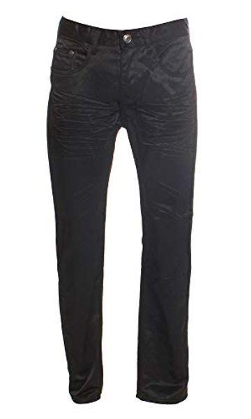 Mens Fashion 5-Pocket Denim Jean Pant