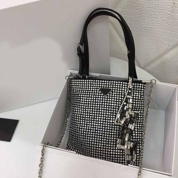 designer luxury handbag purse pad diamond decoration designer handbags shopping bag ladies purses women designer handbag (501325052) photo