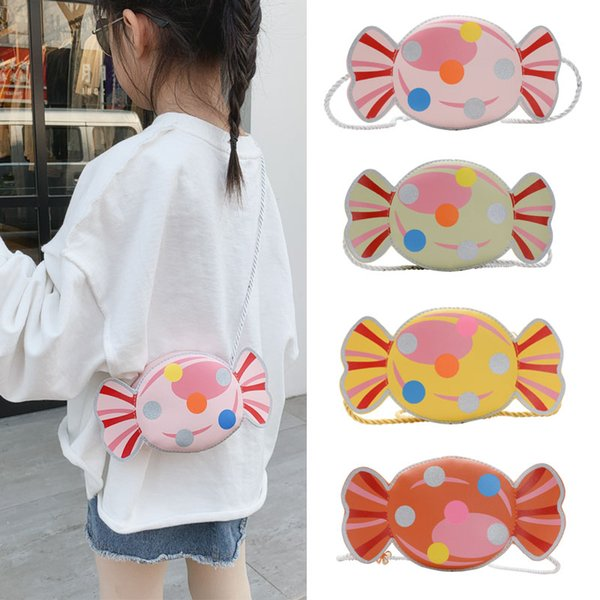 cute little girl mini coin bag 2020 new candy kawaii kids small zero wallet pouch box baby money change purse gift (545395244) photo