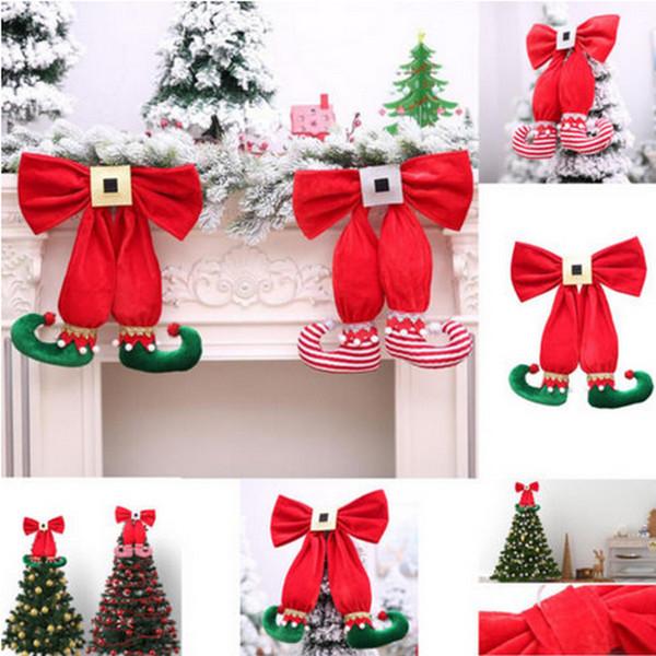 New christmas santa socks cute ornaments festival party xmas tree hanging decoration festival decoration green hanging фото