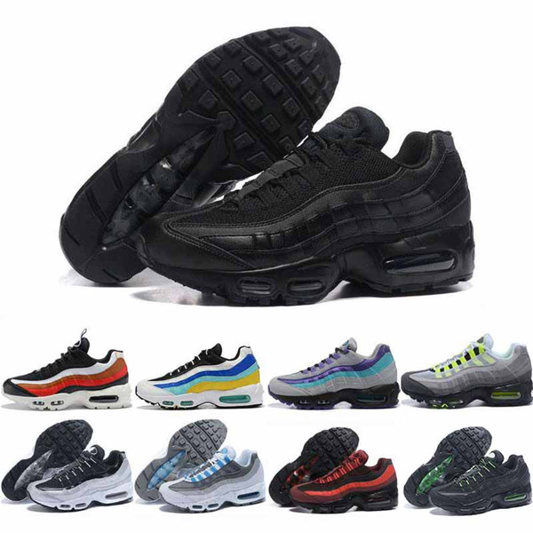 2020 men triple black running shoes chaussures bred neon solar plant laser breathable university blue mens trainer sneakers eur 36-46 фото