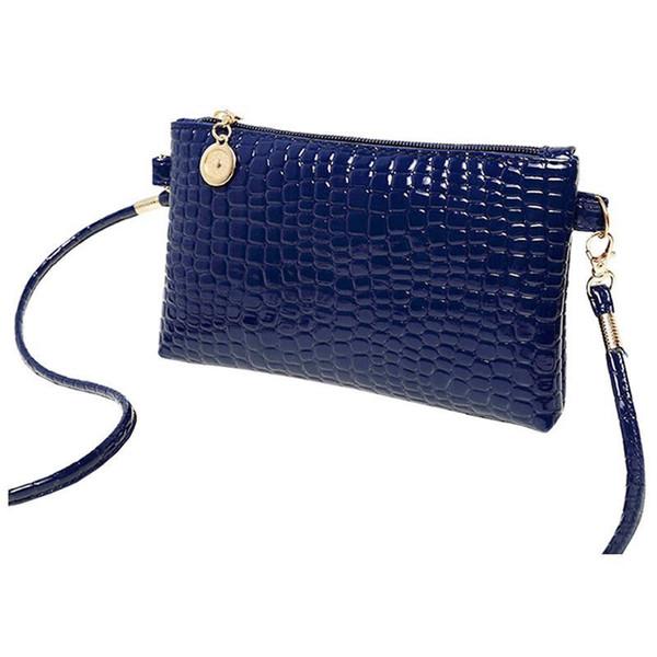 fashion shoulder bag leather clutch handbag tote purse hobo messenger bag (486728949) photo