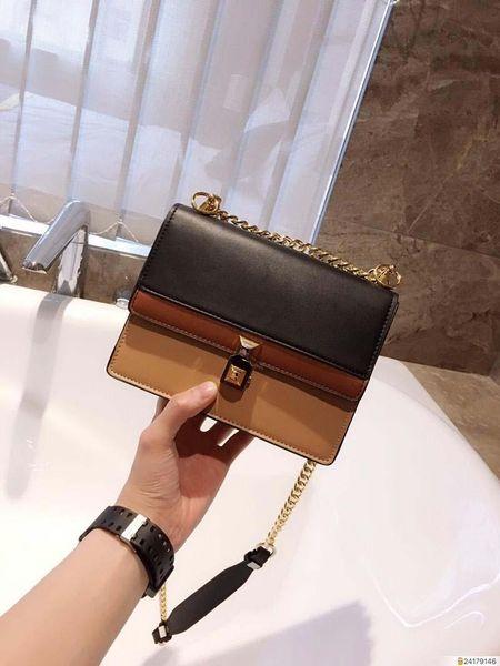 designer-bags kan i logo luxury purse bag chain shoulder strap women purse bag fashion tote luxury purse bags (544917906) photo