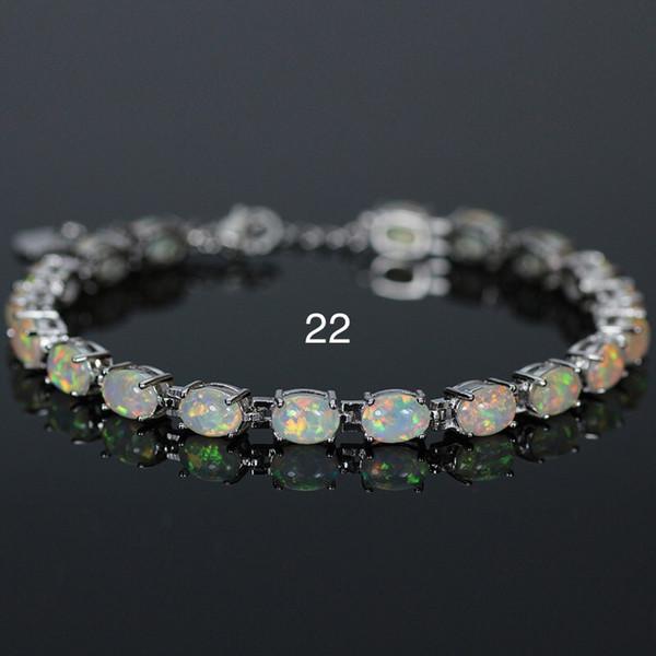 haimis_created_fire_opal_women_fashion_jewelry_silver_plated_bracelets