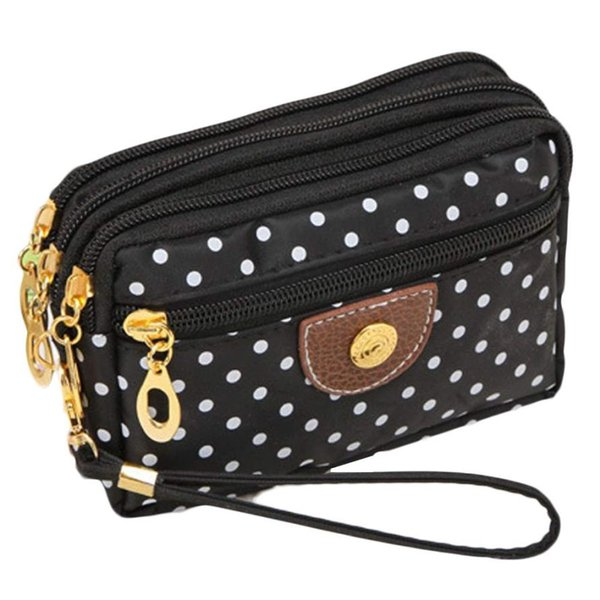 purses and handbags 2017 fashion women canvas bag clutch bag messenger wave zipper bolsa feminina wholesale (505961816) photo