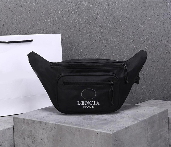fannypack designer bags canvas bal waist bag man large capacity designer bags belt purses designer bag (488888572) photo