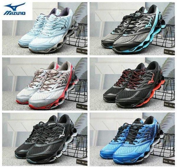 Cheap 2019 Authentic MIZUNO 8 WAVE PRmizuno PHECY Men Women Designer Sports Running Shoes Sneakers Mizunos 8s Casual Trainers Size 36-45