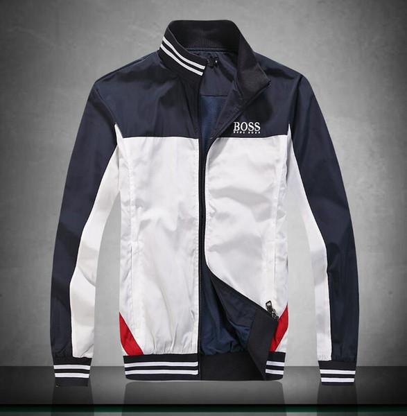 111Top новые модельеры мужские куртки Сыпучие одежды Outwears молнии мужчины высокого к фото
