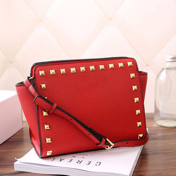 manufacturers wholesale designer women shoulder bag luxury handbags purses rivet cross pattern shoulder bag pu handbags crossbody// (509385334) photo