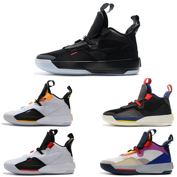 дизайнерская обувь 33 Utility Blackout баскетбольная обувь мужская спортивная обувь Gym Red