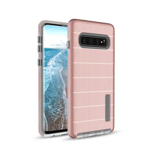 Tpu pc hybrid defender rugged armor ca e for  am ung galaxy  8  9 plu   10 lite note 8 9  hockproof cover