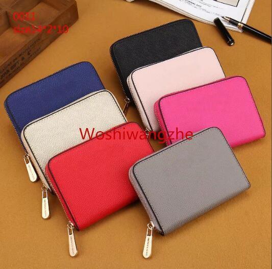 classic fashion small wallet coin purse michael ken women wallet single zipper wallets female pu leather purse 0011 (466249020) photo