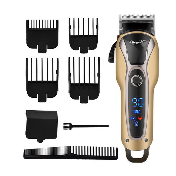 Аккумуляторная электрическая машинка для стрижки волос Профессиональный тримме фото