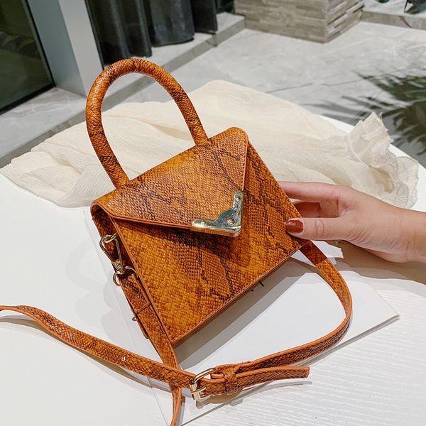 2019 fashion messenger bag snakeskin handbag purses and handbags (533384335) photo