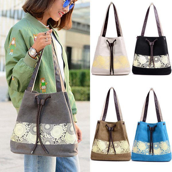 women make up storage travel bag handbag shoulder bags tote purse messenger hobo satchel bag new (520496187) photo