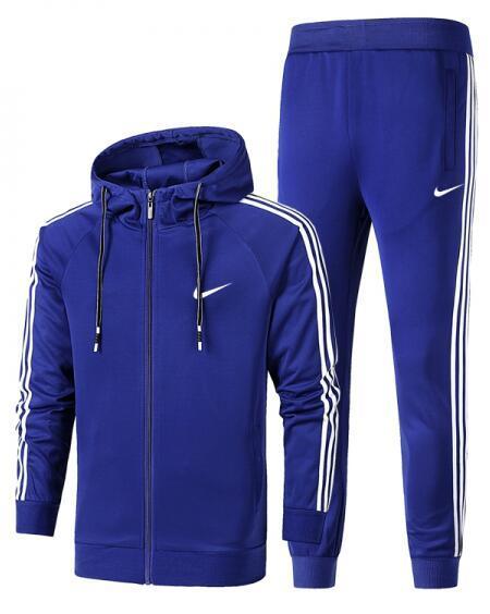 Модный бренд спортивный костюм мужской спортивный костюм с капюшоном спортивный фото