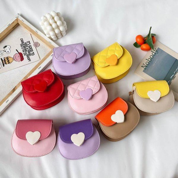 korean kids mini purses and handbags 2020 cute coin purse baby girls small wallet bag girl change purses gift (554335378) photo