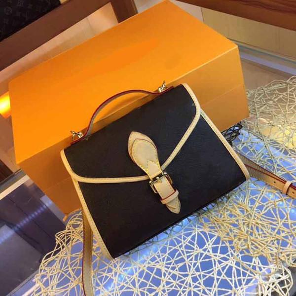 designer woman handbag purse ivy m44919 l flower women shoulder crossbody bag designer ladies purse handbag (556449754) photo