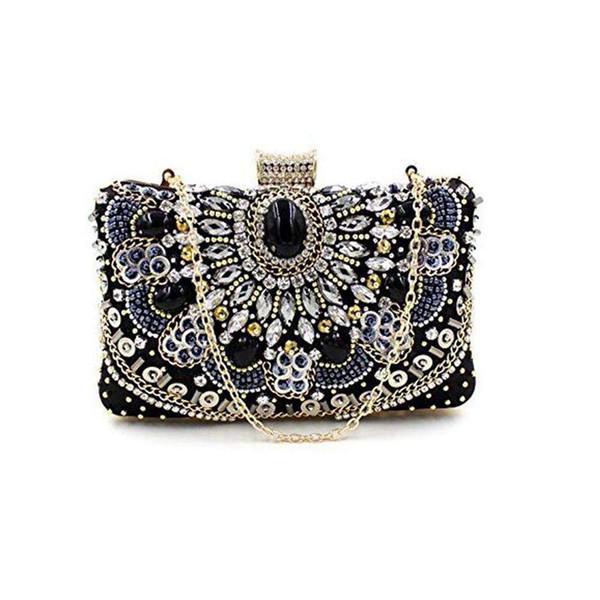 women evening bag wedding purse bridal prom handbag party bag (561495948) photo