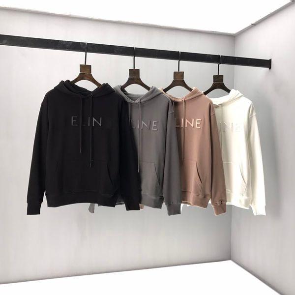 Free shipping New Fashion Sweatshirts Women Men's hooded jacket Students casual fleece tops clothes Unisex Hoodies coat T-Shirts io5
