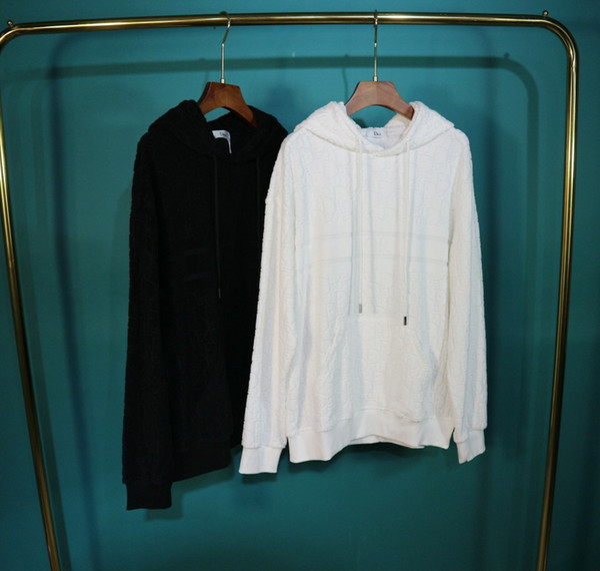 Free shipping New Fashion Sweatshirts Women Men's hooded jacket Students casual fleece tops clothes Unisex Hoodies coat T-Shirts pip