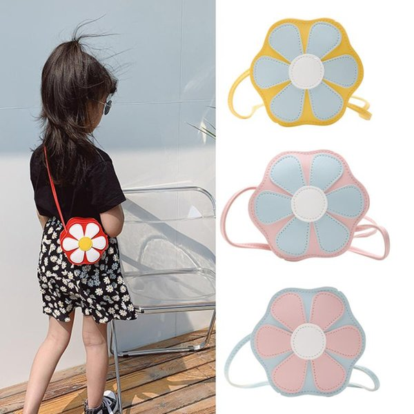 baby mini bag 2020 cute kids flower purse kawaii little girl small coin wallet pouch bag toddler change purse gift (554332583) photo