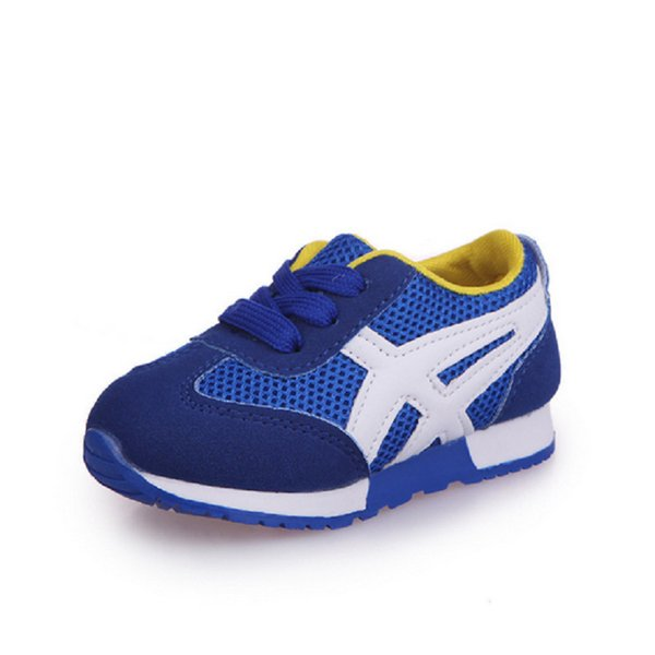 1 2 3 4 5 6 7 Years old Blue Red Pink Children Kids Mesh Sports Shoes For Toddler Baby Little Girls Boys Casual Shoes New 2020