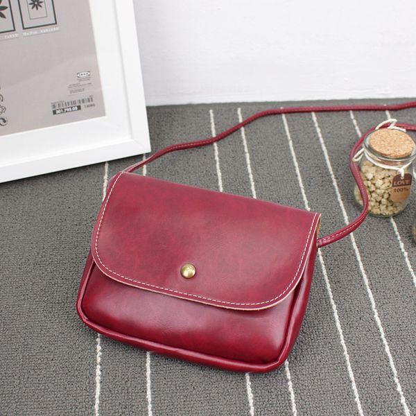 new women purse shoulder tote hobo satchel bagcross body messenger leather handbag small girls bag (590683647) photo
