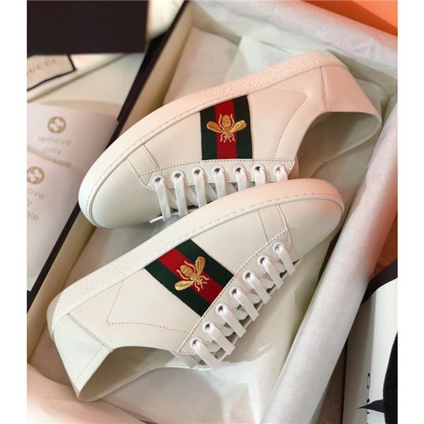2020 Lovers original box Top designermen's shoes and original female luxury designerg�cc� sneakers casual size 35-43