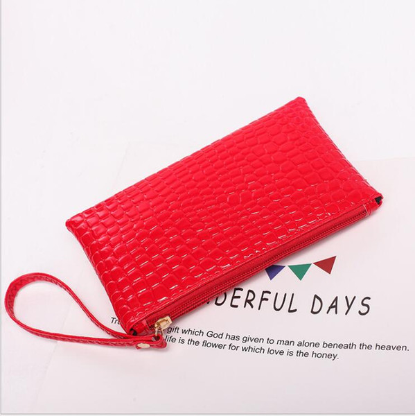 women clutch bag large capacity coin purse mobile phone bag gift bag lady purse (565268281) photo